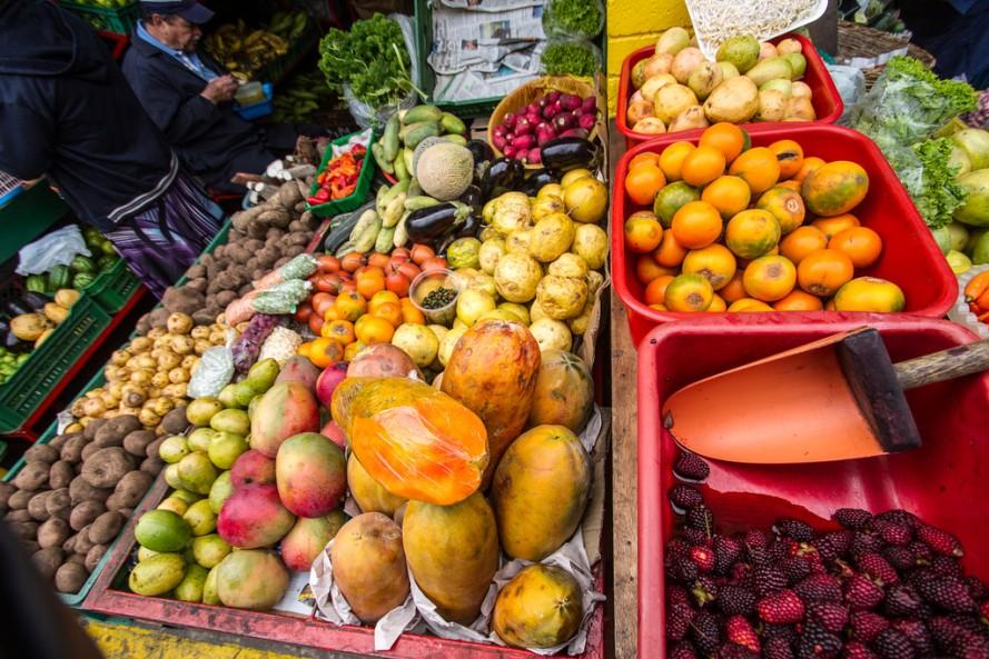 colombian fruit